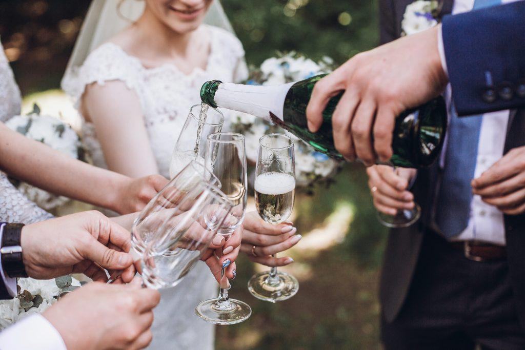 Verre de l'amitiée, Champagne by Grimod