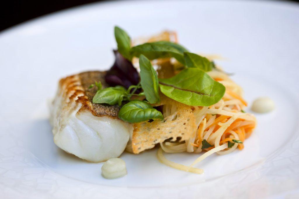 Assiette poisson by Grimod